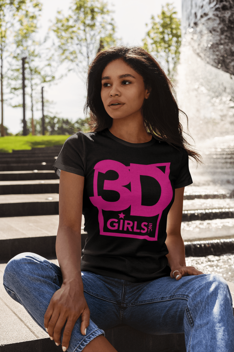3D Girls, Inc. T-Shirt